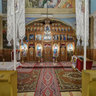 """St George"" church 1926 interior 1, Ilba, Romania"