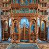 """Sf Andrei"" (St Andrew) monastery, Berinta, Romania"