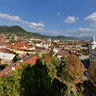 "City of Baia Mare from the ""Stefan"" tower"