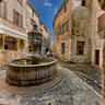 Fountain - Saint Paul de Vence - France