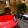 Ferrari gathering in Cordoba