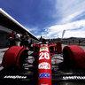Gerhard Berger's Formula 1 Ferrari (1995)