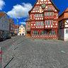 -Kirchhain- Rathaus & Marktplatz