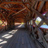 Covered Bridge, Wakefield, Quebec