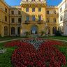 Lednice castle - Unesco heritage
