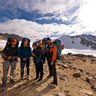 Last group photo of the 2008 field season on McCall Glacier (080819 1234)