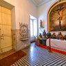 Sala de cumprimentos Monsenhor Luiz Gonzaga da Igreja Matriz de Nossa Senhora da Glória - Rio de Janeiro - Brasil