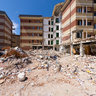 L'Aquila: the Students Dormitory after the April 6, 2009 Earthquake