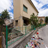 L'Aquila: Via Francesco De Marchi after the April 6, 2009 Earthquake