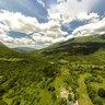 Šćepan Polje (Tara Rafting) - Montenegro Aerial Panorama