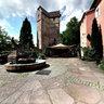 Fischerbrunnen Im Hof Des Thalheimschen Hauses