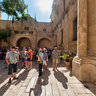 0375 20120720 Mdina Malta Innenstadt