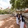 Sri Maha Bodhi Sacred Tree Shrine, Anuradhapura