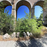 """Cinc-Ponts"" viaduct, Soller railway"