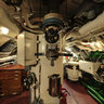 Vladivostok. Submarine -56. A central compartment