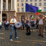 #DANSwithme protest against political mafia in Bulgaria