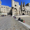 Le Palais des Papes at Avignon