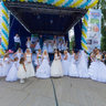 III parade of brides in Lutsk