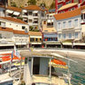 Parga, Epirus, Greece :: The city and the port of Parga