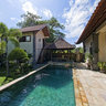 Bungalow and Pool