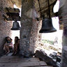 Bell Tower in Bantay, Ilocos Sur