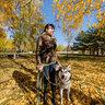 Золотая осень в Днепропетровске