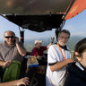 hot air balloon flight over la Garrotxa 2