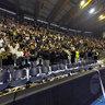 Partizan vs Olympiacos El basketball Belgrade 2