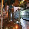 The Still House at the Bruichladdich distillery, Islay