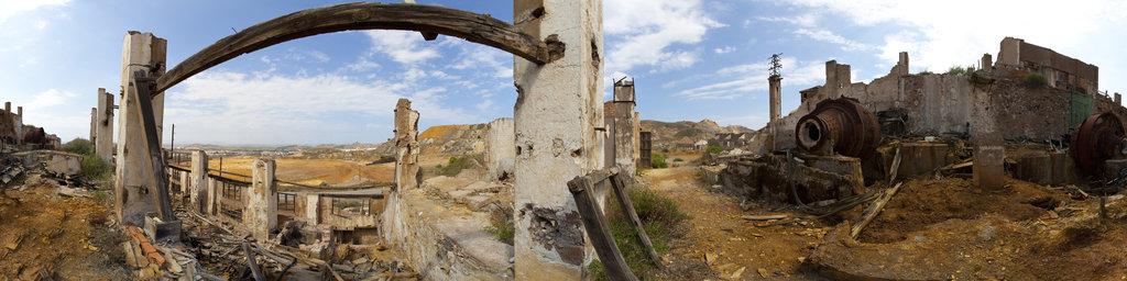 Lavaderos Santa Teresa de Las Pocilgas, La Union, Murcia, Spain