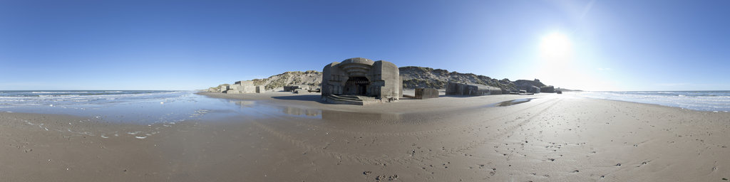 WWII bunkers at Løkken