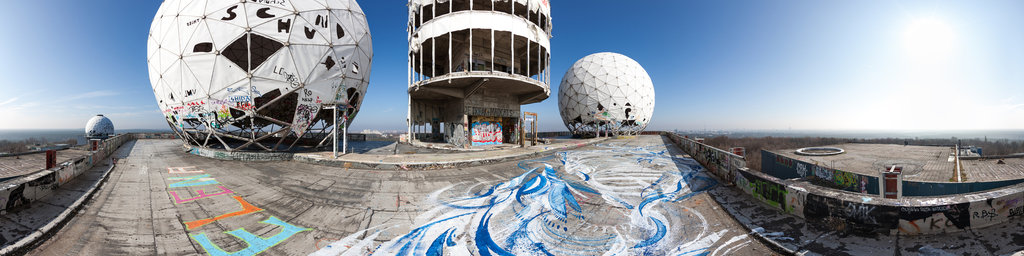 Teufelsberg NSA listening station