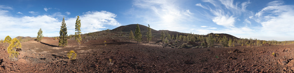 Parque Nacional del Teide Sendero Nº13 Sámara