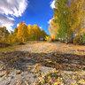 Yelovoye-lake near Chebarkul (Chelyabinsk region)