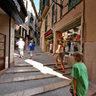 Palma de Mallorca, old part of the city
