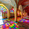 Nasir Al Mulk Mosque Shiraz