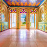 * Narenjestan E Ghavam Colorful House *