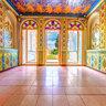 * Narenjestan E Ghavam Colorful House *