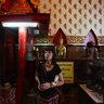 Thai 2555. Ayuthaya. Wat Phanan Choeng 1.