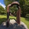 Arc of Freedom at Chillida Leku