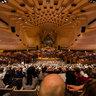 Inside Sydney Opera House Concert Hall