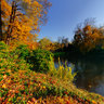 Autumm-Colors Kurpark Wiesbaden