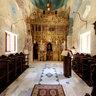 Moni Vronta Monastery Inside