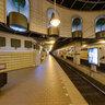U Bahn Station Koenigsworther Platz 01