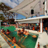 Ark Bar Koh Samui Chaweng Beach Resort swimming pool
