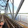 Railway bridge at Seliger