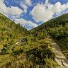 Weberova cesta - Krkonose - horska stezka - Ceska republika