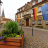 Brackenheim, Town Hall and Market Place