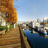 False Creek, Granville Island, Vancouver, Canada