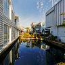 The Sea Village, Granville Island, Vancouver